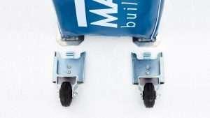 Mastertent Transporträder